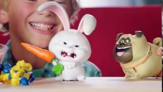Говорящие игрушки «Тайная жизнь домашних животных»