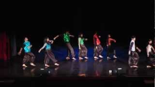 Southies Performing at Roshni 12 - San Jose State University