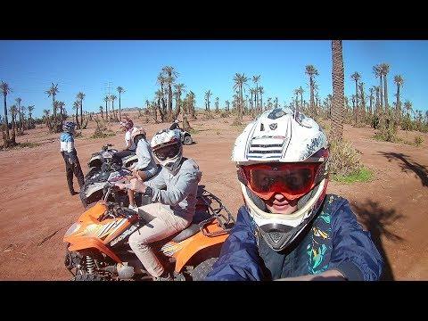 Go Pro: Morocco - A weekend in Marrakech 4K
