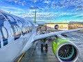 Air Baltic | Bombardier CS300 | LGW-RIX