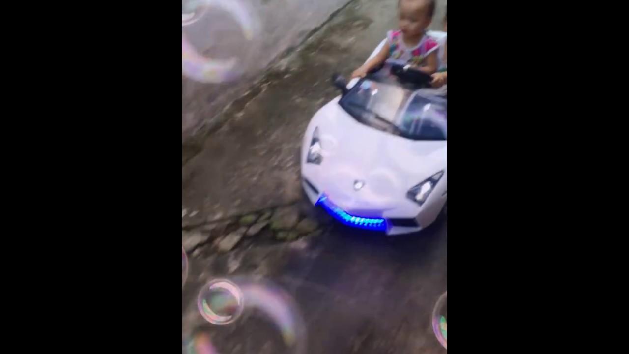 Bao đap Sieu Xe Lamborghini Egoista Youtube