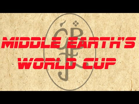 Middle Earth's 'World Cup' -  Group Draw