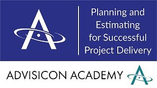 Planning and Estimating for Successful Project Delivery | Webinar Wednesday