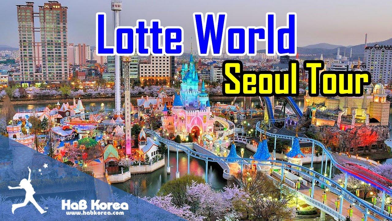 Lotte World Tour The Adventures Of Sindbad Korea Tour YouTube - Korea tour