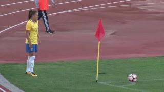 EN VIVO | La Selección Femenina de Chile enfrenta a Brasil en Ovalle