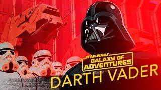 Star Wars Kids - Galaxy of Adventures | Darth Vader - Imperiets hær