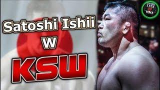 Satoshi Ishii w KSW !