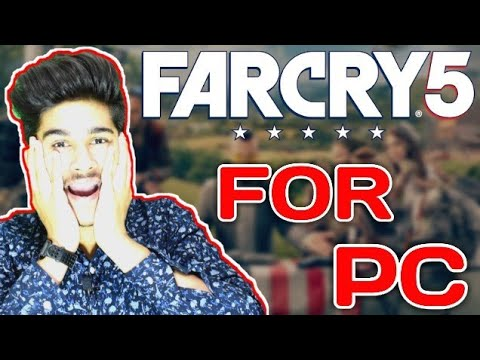Far Cry 5 Download PC Full Game | Highly Compressed | Must Watch 2018 (HINDI)