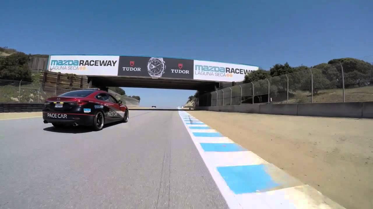 Mazda Raceway Laguna Seca >> 2015 Hot Lap Of Mazda Raceway Laguna Seca