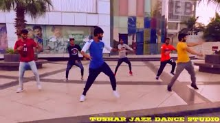 pariyan ton sohni by amrit maan | bhangra dance | choreography | tushar jazz dance