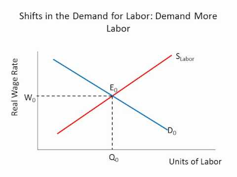labor supply and demand Read this article to learn about demand and supply of labour which are explained with diagrams although labour has certain peculiarities and cannot be regarded as a commodity, still wages are very largely determined by the interaction of the forces of demand and supply.
