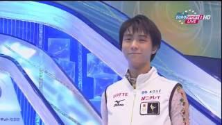 Yuzuru HANYU - 2013 GPF FS (B.ESP)