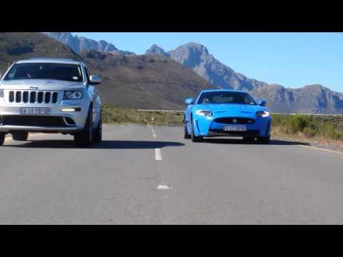 Drag Race Sports Suv Vs Sports Car Youtube