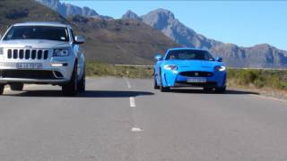 Drag Race: Sports SUV vs Sports Car