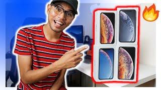 iPhone Pilihan Tahun Ni? XR, XS, XS Max ?