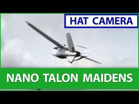 TWO ZOHD Nano Talon Maidens AND a Genesis Wing Maiden [RAW HAT CAMERA]