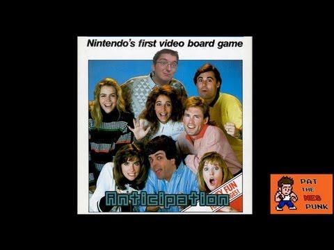 Anticipation - Pat the NES Punk (NES review)