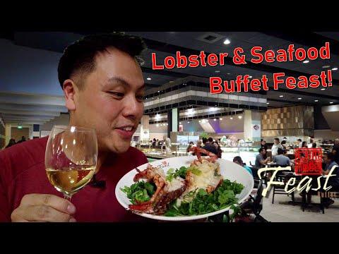 Massive Lobster Buffet - Incredible Value @ Feast Buffet In The Seattle Area (Renton)