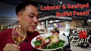 Massive Lobster Buffet - Incredible Value @ Feast Buffet in the Seattle Area (Renton)