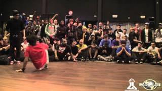 KNUCKLEHEAD CALI vs LIL G & LIL KEV (RAW CIRCLES 2011)