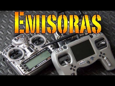 Emisoras de Radio Control para Drones
