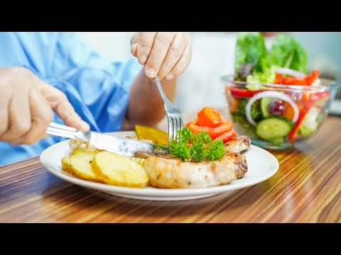Nutrition for Stroke Patients