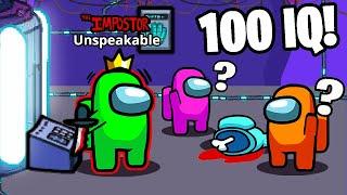 100IQ *BEST* Among Us Tips To WIN! Easy!