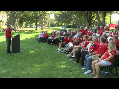 U.S. Secretaries of Agriculture Statue Dedication - Sept. 20, 2014