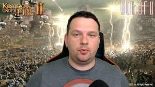 Kingdom Under Fire 2, Русская версия игры! Интервью в офисе Инновы