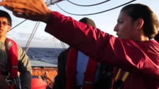 Hokulea: A Young Engineer Shares Her Passion to Malama Honua
