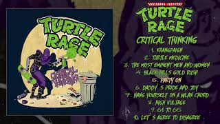 Turtle Rage - Critical Thinking FULL EP (2019 - Fastcore / Thrashcore)