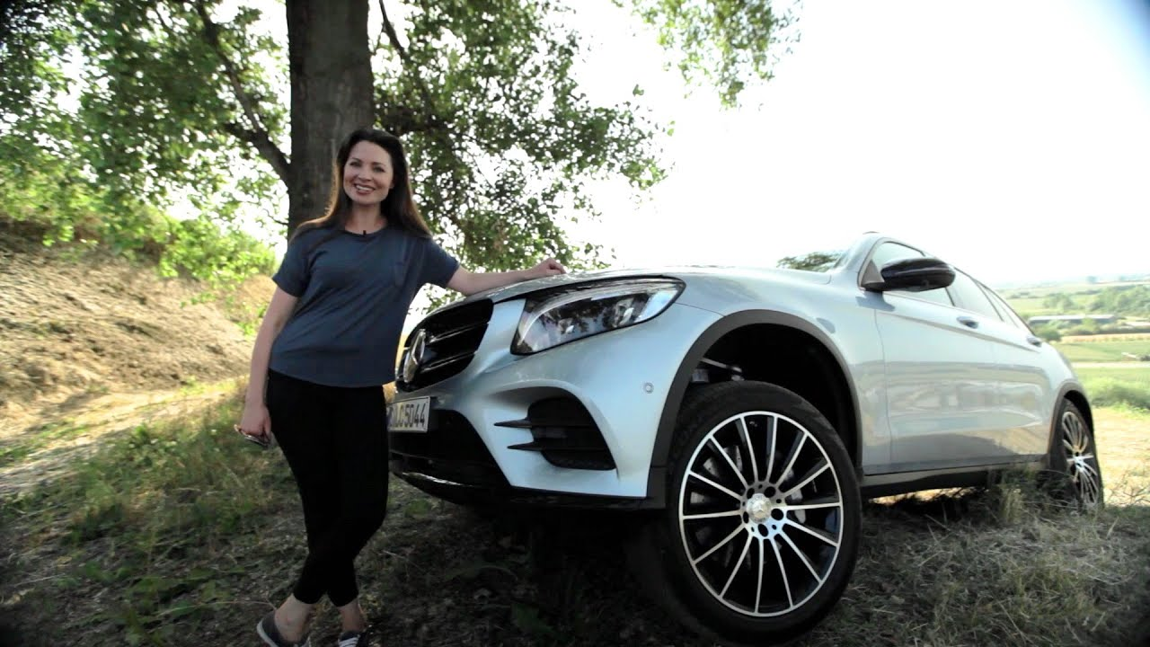 The new Mercedes-Benz GLC: An SUV makes its mark - Mercedes-Benz original
