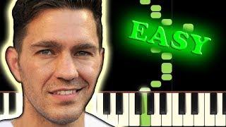 ANDY GRAMMER - FRESH EYES - Easy Piano Tutorial