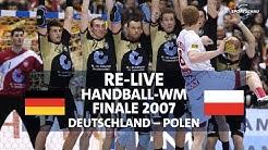Handball-WM 2007 - Finale Deutschland gegen Polen | Sportschau