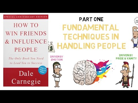 DON'T CRITICIZE CONDEMN OR COMPLAIN | HOW TO WIN FRIENDS & INFLUENCE PEOPLE ANIMATED BOOK SUMMARY #1