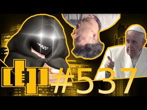 DP #537 | R. KELLY & PATRIOTS OWNER IN HOT WATER! - MASKED BABE! - AND MUCH MORE!