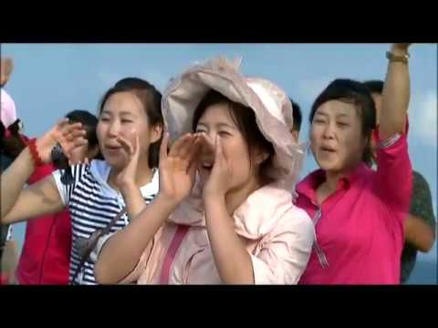 North Korea Propaganda Video for the Masikryong Ski Resort