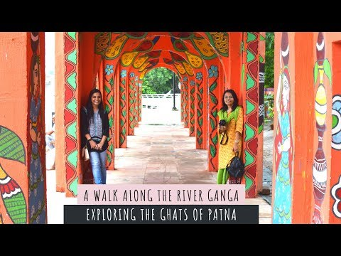 Ganga Pathway | Ghats of Patna | Patna Shots