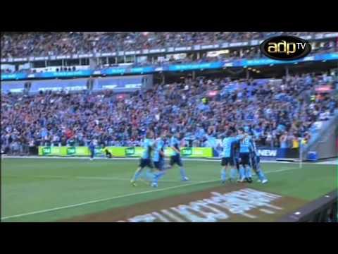 ADPTV: DEL PIERO GOL: SYDNEY FC - PERTH GLORY FC 28/10/2012