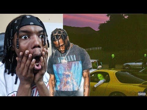 Travis Scott – HIGHEST IN THE ROOM (REMIX – Audio) ft. ROSALÍA, Lil Baby [Reaction]
