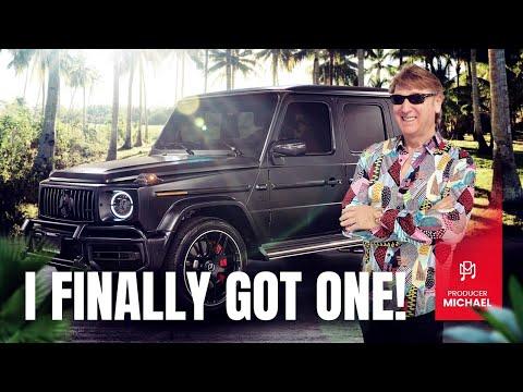 MY NEW QUARTER-MILLION-DOLLAR CUSTOM G-WAGON!!