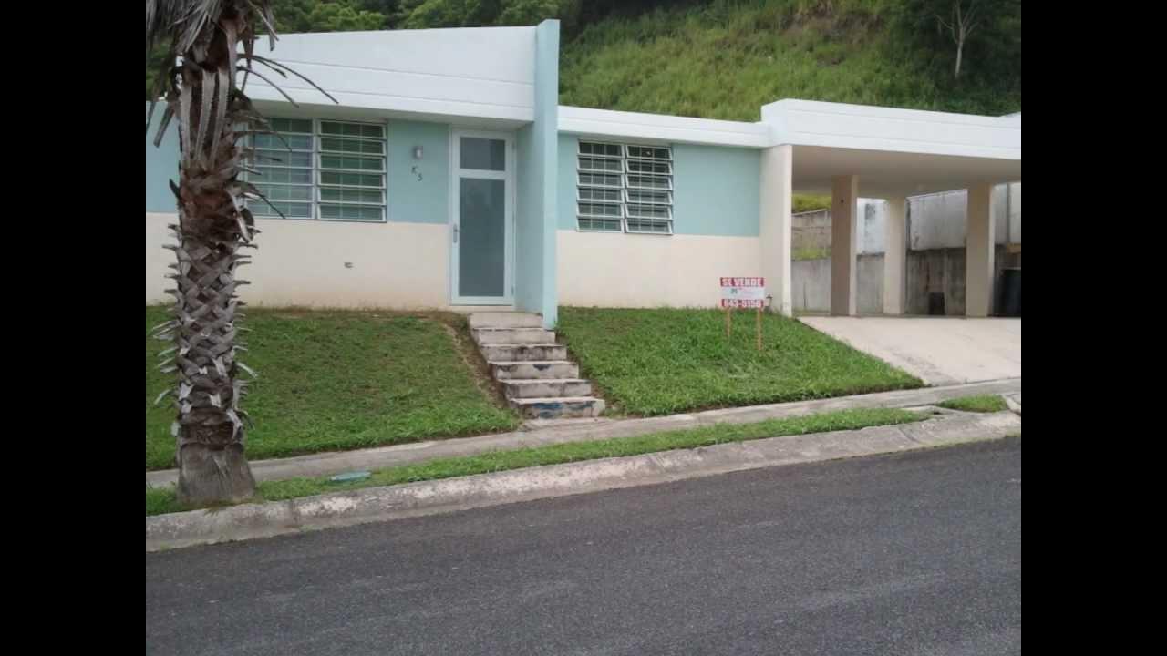 Urbanizacin Paseo de la Ceiba en Juncos Puerto Rico