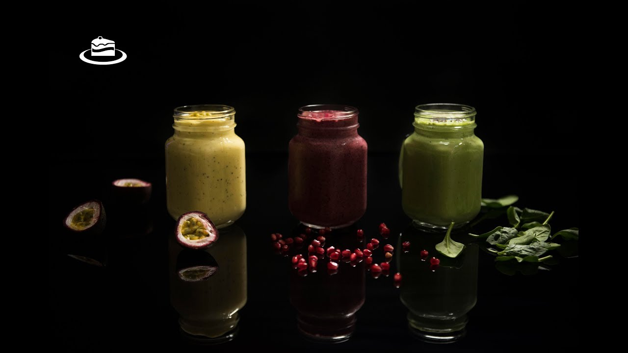 Retete smoothies cu fructe simple: cum se face un smoothie
