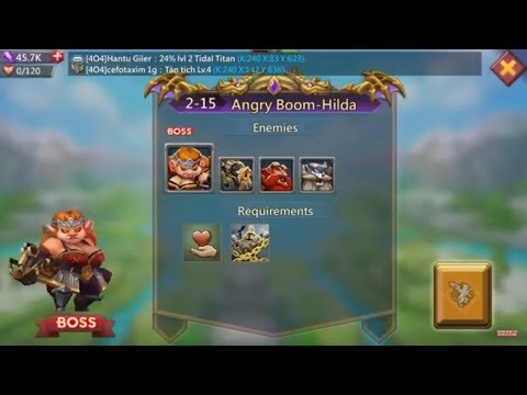 Lords Mobile Challenge 2-15