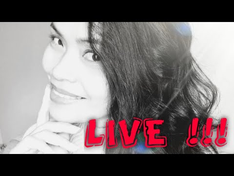 My 1st LIVE stream come  join me