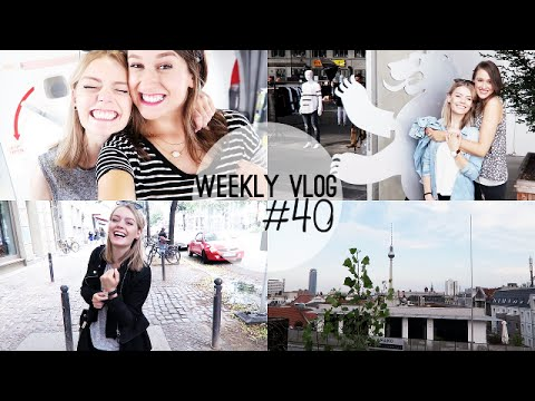 FASHIONWEEK BERLIN 2015 | Weekly Vlog #40