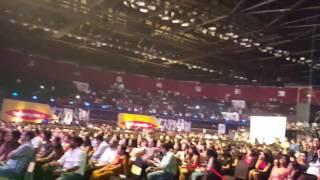 Antara Mitra singing Saree Ke Fall Sa live at NSCI - 12th June 2016 - PSE