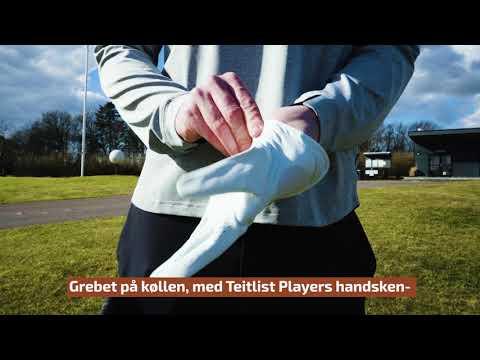 Titleist Players Handske herre til venstre hånd