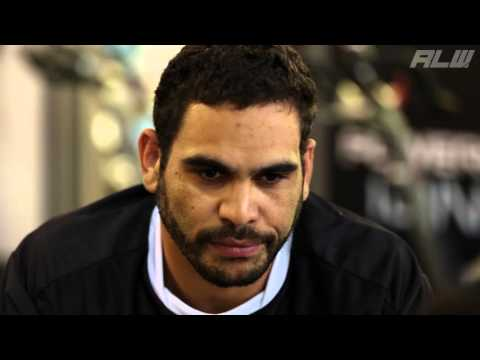 Inglis talks Jarryd Hayne and a possible NFL switch