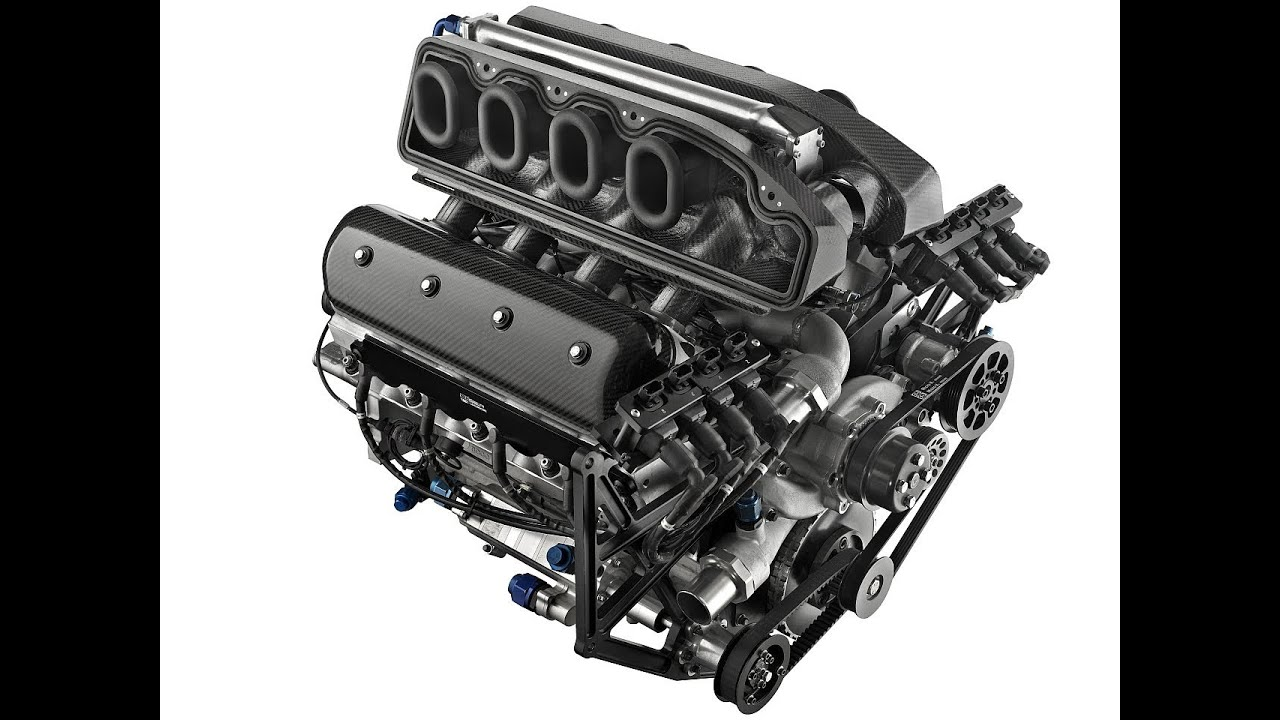 Petrolpowered Four Stroke Internal Combustion Engine The Engine